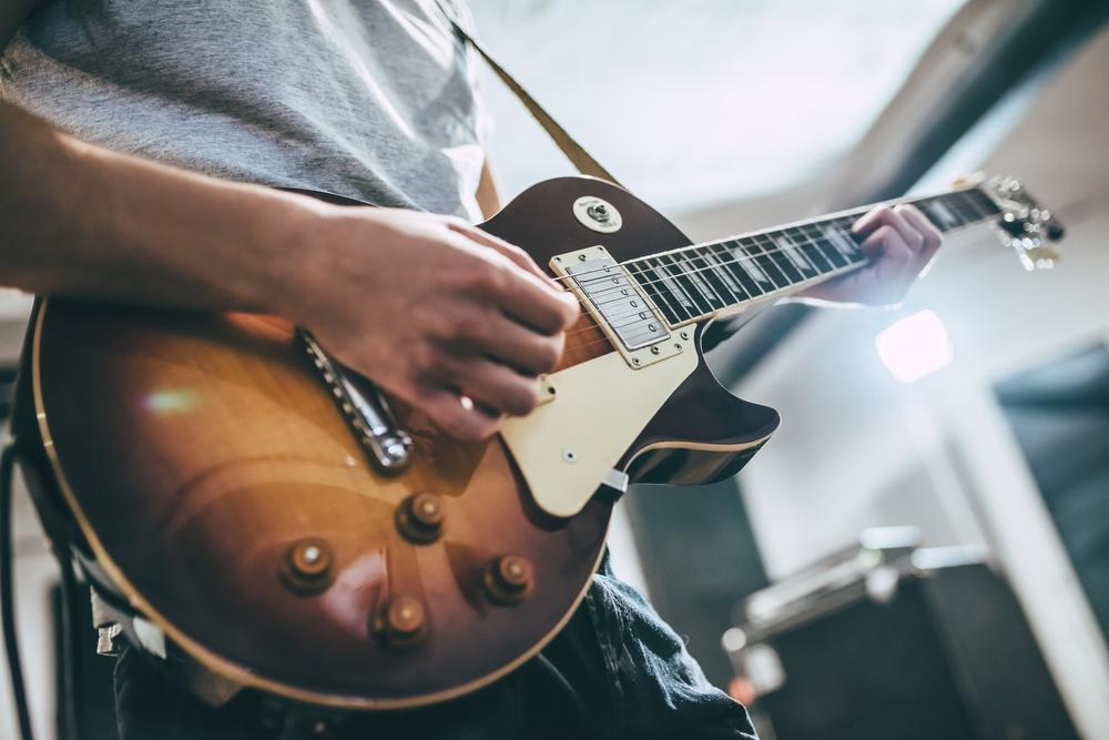 elektrische gitaar les